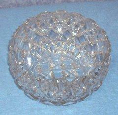 Bowl - Cut Glass B3660