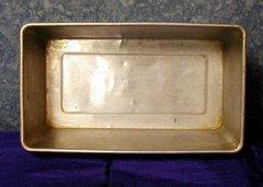 Aluminum Bread Pan B964