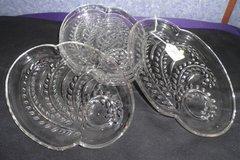Snack Plates Set of 5 F313
