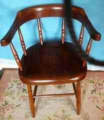 Chair - Pine Railroad B723