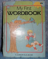 Book - My First Word Book B4919