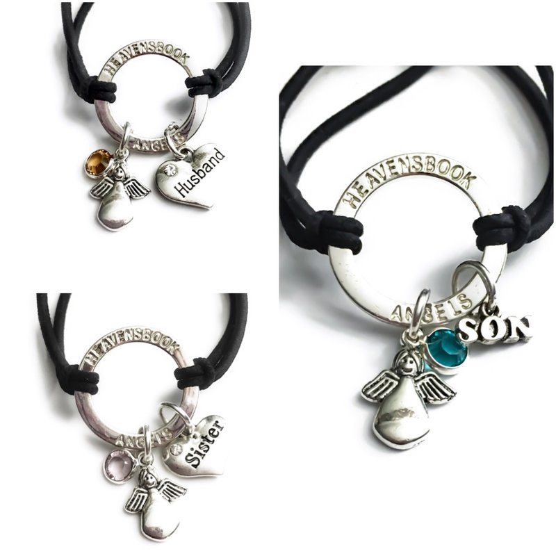 beginning has symbolizing wrist memorial my angel angels collection bracelet heaven heavensbook patented upon worn your end who be anyone open by to in an halo the and no products is angelhalobracelet