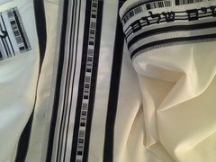 Savitz - Black Jack Tallit and Bag