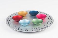 Agayof - Seder Plate 1 Level