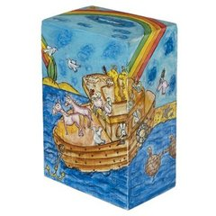 Emanuel - Noah's Ark Tzedukah Box