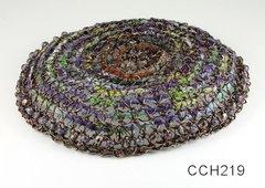 Studiojere - Spiral Effect Crocheted Wire Kippah