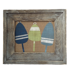 Buoys - Burlap Collection