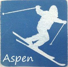 Skier - Downhill