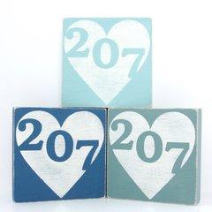 207 w/ Heart - 4x4