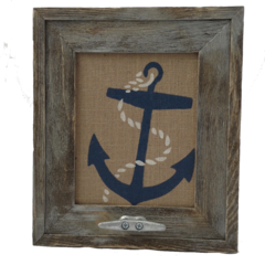 Anchor - Burlap Collection