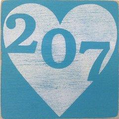 207 w/ Heart