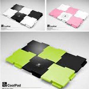 Tsumani Puzzle CoolPad Black/White Colour
