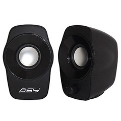 ASY USB Power MultiMedia Stereo Speaker