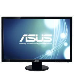 "ASUS 27"" VE278H LED MONITOR w/Speaker Refurbished"