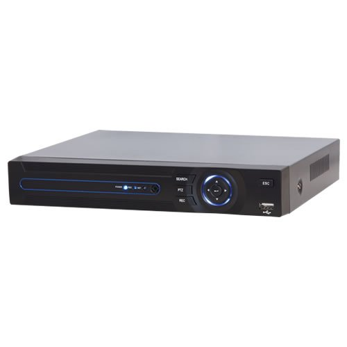 Galaxy 8CH AHD 720P Real-Time DVR SED-DVR-AHD3408