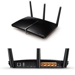 TP-LINK ArcherD2 IEEE 802.11ac ADSL2+ Modem/Wireless Router