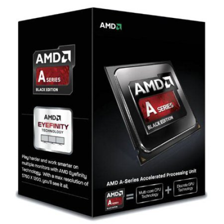 AMD A6-6400K Black Edition (65W) Dual-Core Processor