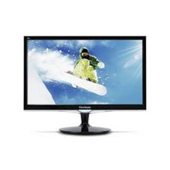 "Viewsonic VX2452MH 24"" Widescreen Gaming LED Monitor"