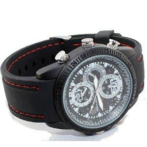 HD Spy Camera Watches - 1280 x 960 Resolution