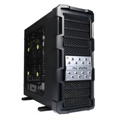 InWin Ironclad Black SECC Steel Gaming ATX Full Tower Case