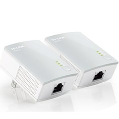 TP-LINK TL-PA4010KIT Powerline AV500 Nano Adapter Starter Kit