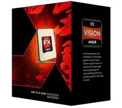 AMD X8 FX-8350 (125W) Eight-Core Socket AM3+