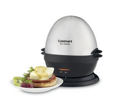 Cuisinart Egg Central Egg Cooker - CEC-7 Refurbished
