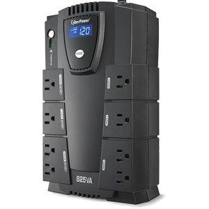 CyberPower CP825LCD 825VA Intelligent LCD Series UPS