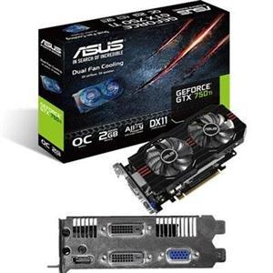 Asus GTX750TI-OC-2GD5