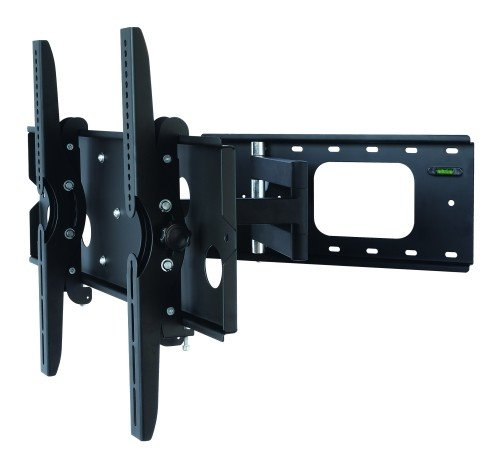 "TygerClaw LCD4092BLK - 32"" – 63"" Full-Motion Wall Mount"