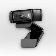Logitech C920 Webcam - 30 fps - Black - USB 2.0