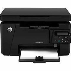 HP LaserJet Pro M125nw Wireless Monochrome Laser All-In-One Printer, Scanner And Copier