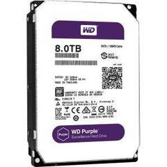 """WD Purple 8TB 3.5"""" SATA3 128MB WD80PUZX"""