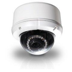 D-Link DCS-6510 10/100 Vandal-Proof Fixed Dome IP Network Camera