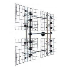 FOCUS 360 Degree Adjustable 8-Bay Multi-Directional (45-80+ mi/70-130+ km)