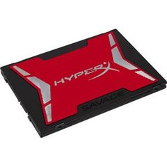 "Kingston HyperX Savage 480 GB 2.5"" Internal Solid State Drive"
