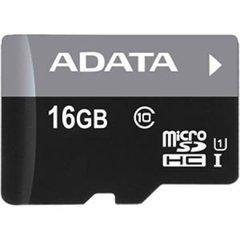 ADATA Premier 16GB microSDHC UHS-I Class 10 Flash Memory Card (AUSDH16GUICL10-RA1)