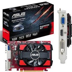 Asus R7250-1GD5 Radeon R7 250 Graphic Card - 1 GHz Core
