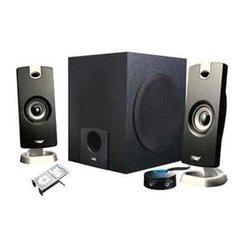 Cyber Acoustics CA-3090 2.1 Speaker System - 7 W RMS