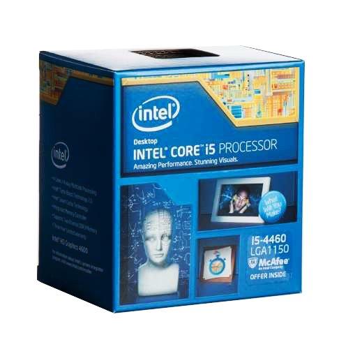 Intel Core i5 4460 Haswell Quad-Core 3.2GHz FCLGA1150