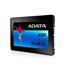 Adata Ultimate SU800 256GB 3D NAND 2.5'' Internal Solid State Drive Read:560MB/s, Write:520MB/s (ASU800SS-256GT-C)