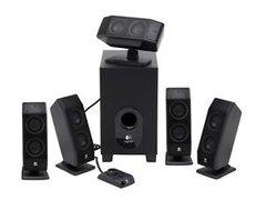 Logitech X-540 5.1 Speaker System, Open Box (never used)