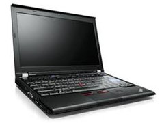 "Lenovo ThinkPad X220 Laptop - Intel (M) Core i7- 2640M 2.8Ghz,4GB,320 ,Built in Webcam, 12.5"" ,Windows 7 PRO - 1 Year Warranty -4291A92"