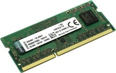 Kingston ValueRAM 4GB DDR3 Low Voltage SODIMM KVR16LS11/4