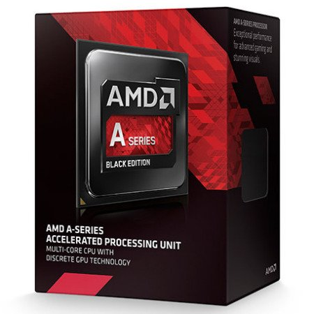 AMD A10-7850K (95W) Quad-Core Socket FM2+