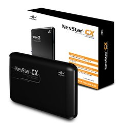 "Vantec NexStar CX 2.5"" SATA to USB2.0 Enclosure"