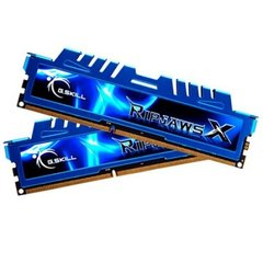 G.SKILL Ripjaws X Series 8GB (2x4GB) DDR3 2133MHz CL10 Dual Channel Kit (F3-2133C10D-8GXM)