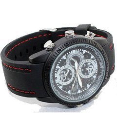 HD Spy Camera Watches - 1280 x 960 Resolution