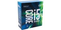 INTEL® CORE™ I5-7600 Processor 6M Cache 4 Cores 3.5GHZ Up to 4.1GHZ FC-LGA14C Retail Box Kaby Lake