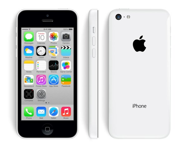 Apple iPhone 5C 16GB White Unlocked (Refurbished)